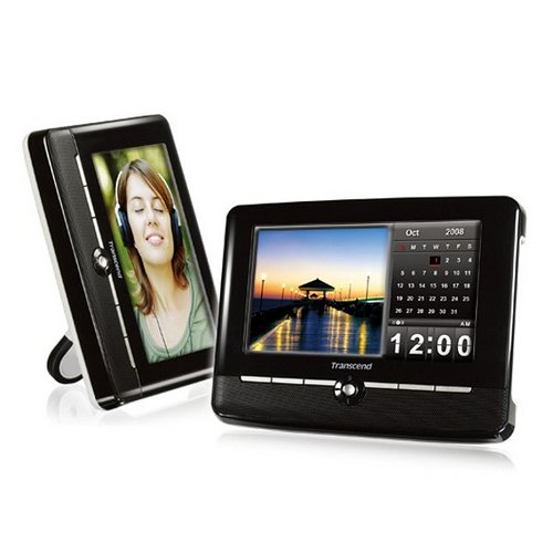 Buy Transcend Pf720 Digital Photo Frame 2gb In India At The Best