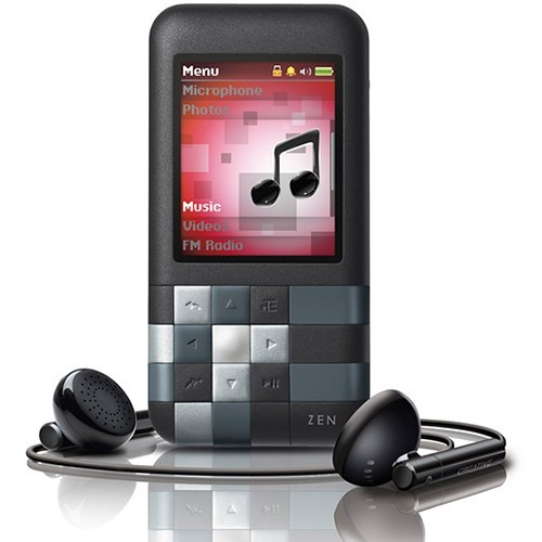 Poważne Buy Creative Zen Mozaic MP4 Player [2GB] in India at the best OD08
