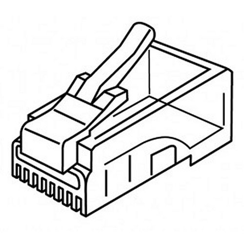buy digilink rj45 connectors  100 pack  in india at the