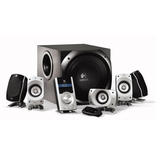 114c18d5346 Buy Logitech Z-5500 Digital 5.1 Speaker System in India at the best price.  Screenshots, videos, reviews available.
