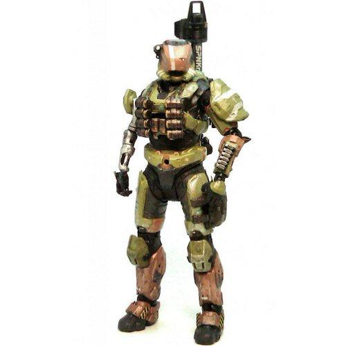 Buy Halo Reach Series 5: Spartan Gungnir Action Figure [6