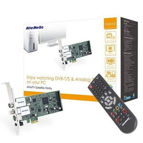 AVERMEDIA HYBRID H W MPEG CARD DESCARGAR CONTROLADOR