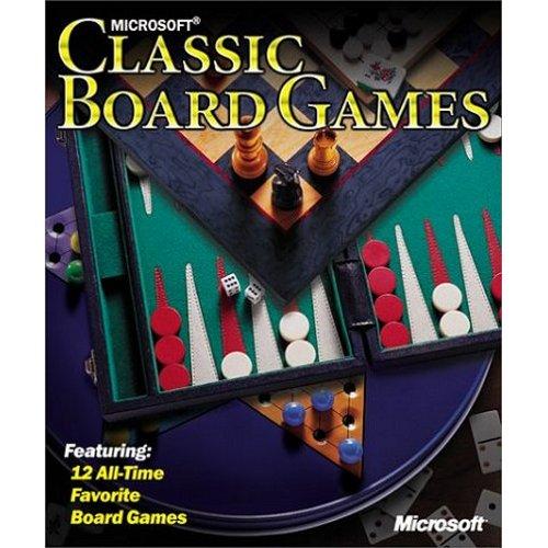 Buy Microsoft Classic Board Games [12 Board Games] for PC in