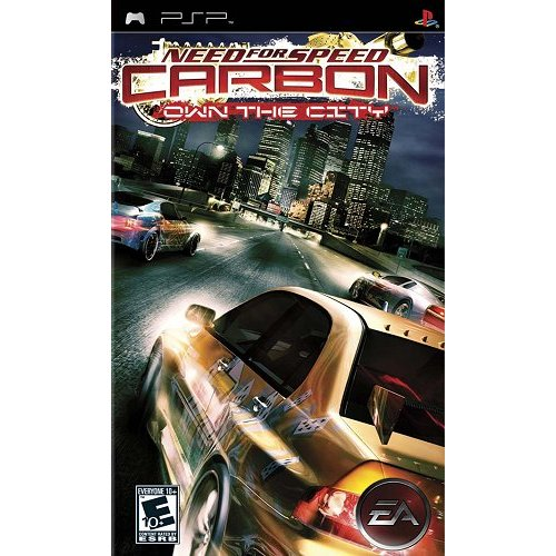 Buy Need For Speed Carbon Own The City For Psp In India At The