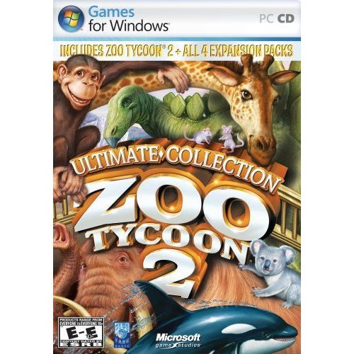 Buy Zoo Tycoon 2: Ultimate Collection for PC in India at the