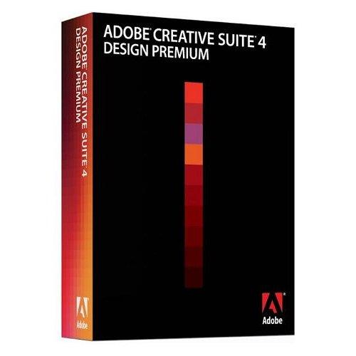 Adobe creative suite 4 design premium buy online