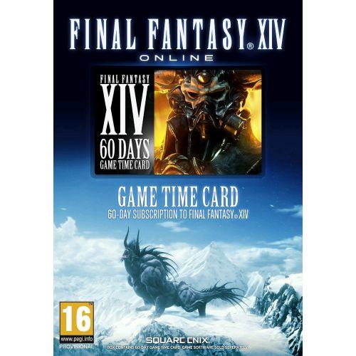 buy final fantasy xiv a realm reborn 60 day time card eu