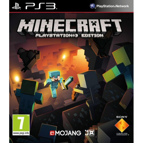 Buy Minecraft for PS3 in India at the best price