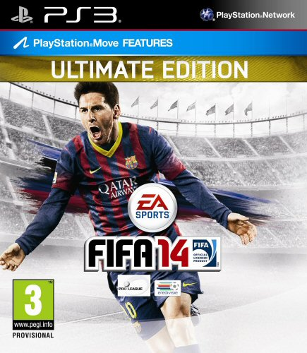 Fifa 14 ultimate edition (ps3) games home.