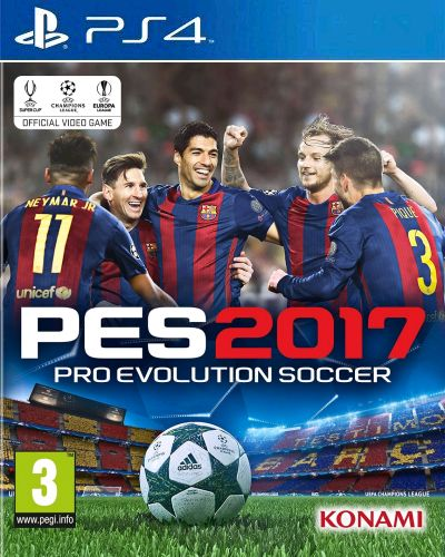 Buy PES 2017 - Pro Evolution Soccer for PS4 in India at the