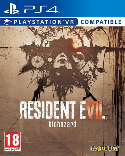 Buy Resident Evil 7 Biohazard Steelbook Edition For Ps4 In India