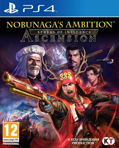 Buy Nobunaga's Ambition: Sphere of Influence - Ascension for