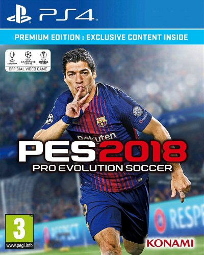 7e0f9a9c89a Buy PES 2018 - Pro Evolution Soccer for PS4 in India at the best price.  Screenshots