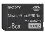 Sony Memory Stick Pro DUO [8 GB] screenshot 1