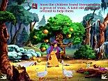 Magic Tales: Baba Yaga & the Magic Geese screenshot 4